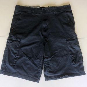 Beverly Hills Polo Club Dark blue cargo shorts